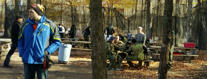 Cousins Paintball Staten Island is one of Things to do near Staten Island.