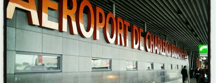 Brussels South Charleroi Airport (CRL) is one of I been here !.