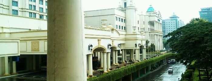 Waterfront Cebu City Hotel & Casino is one of Certified Cebu.