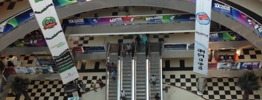 Bashundhara City Shopping Mall is one of Must-visit Malls in Dhaka.
