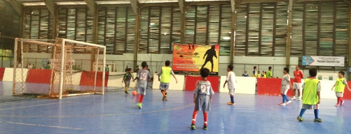 Cilandak Futsal is one of jihan.