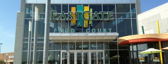 Eastgate Mall is one of Local.
