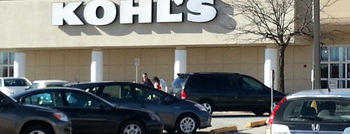 Kohl's is one of Guide to Greenfield's best spots.