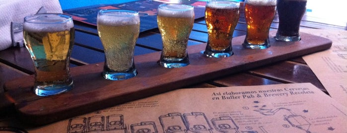 Buller Pub & Brewery is one of Cervecerías Artesanales.