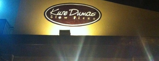 Kure Dumas Slow Pizza is one of Pizzerias.
