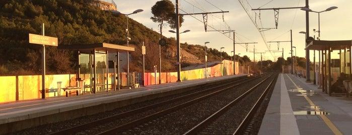 Gare SNCF de Vitrolles Aéroport Marseille Provence is one of Trions nos déchets.