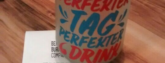 Berlin Burrito Company is one of My Berlin.