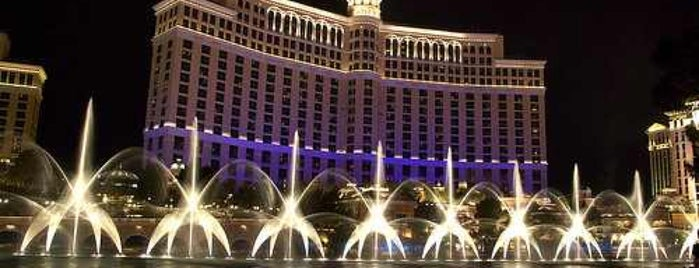 Bellagio Hotel & Casino is one of Favorite Arts & Entertainment.