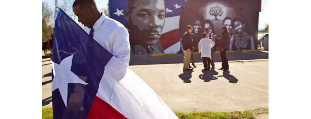 Martin Luther King Jr. Mural is one of Must-See African American Historical Places In US.