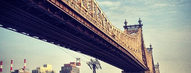 Ed Koch Queensboro Bridge is one of tmp.