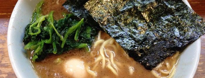横浜らーめん 笑の家 is one of Favorite Food.