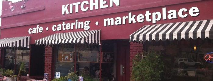Auntie Em's Kitchen is one of LA Break Fast.