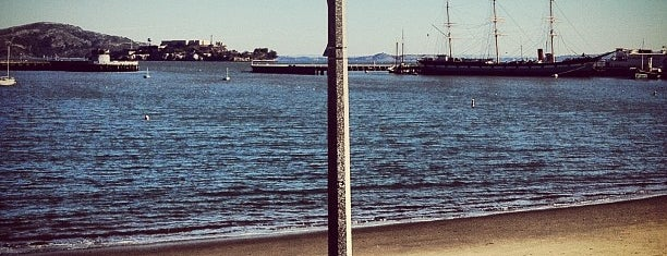 Aquatic Park is one of San Francisco To Do List.