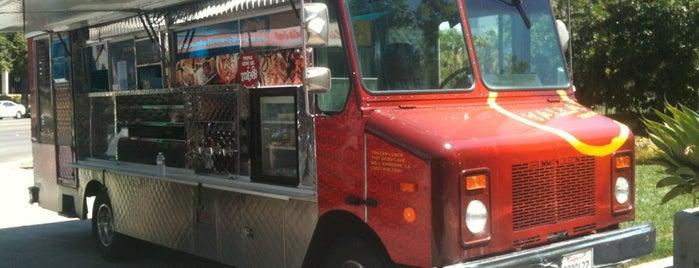 Yalla Truck is one of Ecorazzi Eats Restaurant Week.