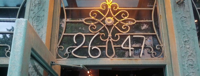 2647 Harlem is one of American Restaurants-To-Do List.