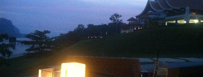 The Westin Langkawi Resort & Spa is one of ท่องเที่ยวที่ Langkawi, Kedah.