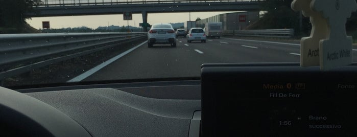 A4 - Desenzano is one of A4 Autostrada Torino - Trieste.