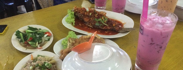 CPN Curry & Seafood Restaurant is one of @Hulu Terengganu.