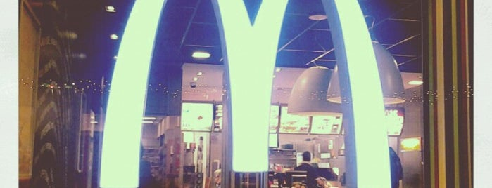 McDonald's is one of Mein Deutschland.