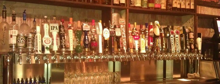 The Riverwest Filling Station is one of Craft beer around the world.