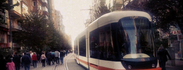 Doktorlar Caddesi is one of BURSASPOR 4sq.