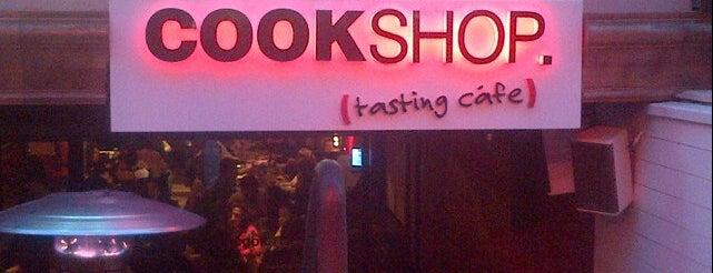 Cookshop is one of Istambul food.