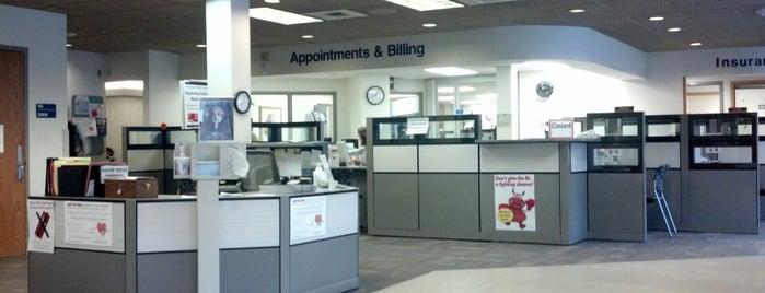 UNL Health Center is one of UNL.