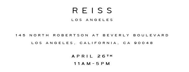 Reiss is one of Shopping.