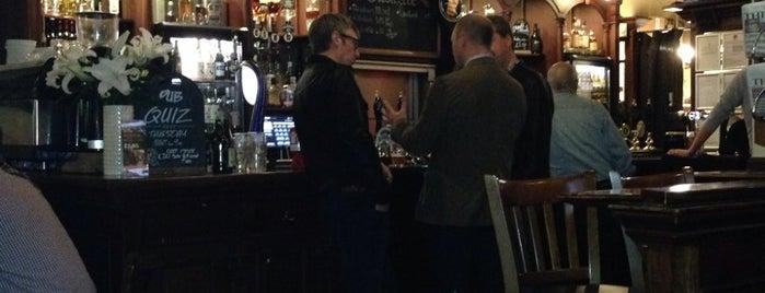Bert's Bar is one of Real Ale in Edinburgh.
