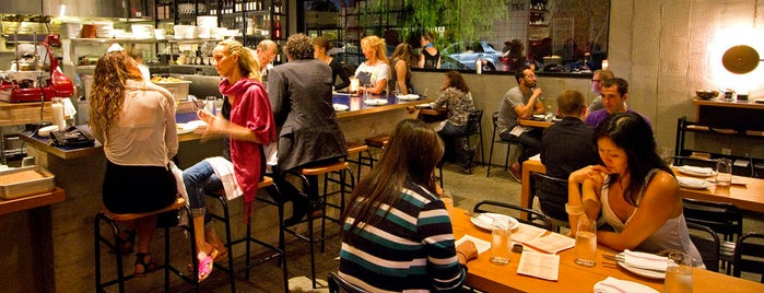 Superba Snack Bar is one of Chris' LA To-Dine List.