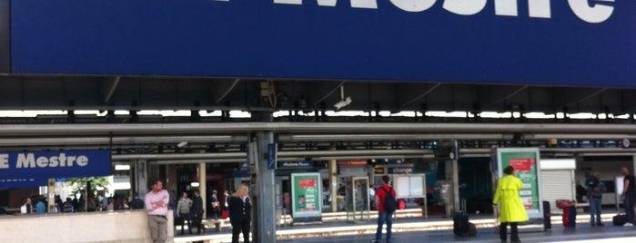 Stazione Venezia Mestre (XVY) is one of i consigli dei viaggiatori.