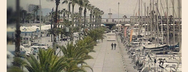 OneOcean Port Vell Barcelona is one of My Favorites in Spain.