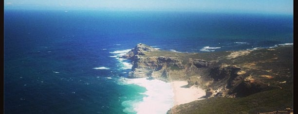 Cape Point is one of World Sites.