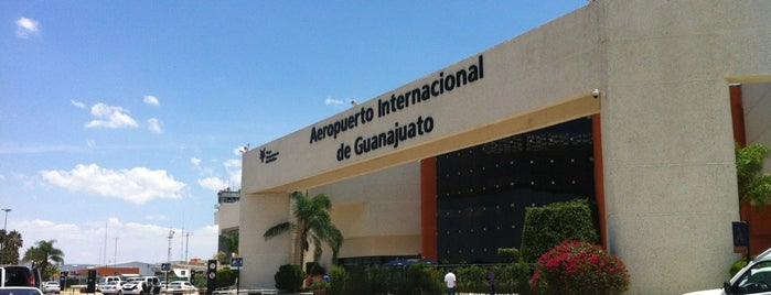 Aeropuerto Internacional de Guanajuato (BJX) is one of Airports been to.