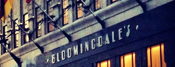 Bloomingdale's is one of far away.