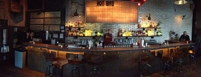Hot Bird is one of South Brooklyn.