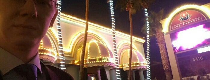 Club Paradise Gentlemen's Club is one of Las Vegas, NV.