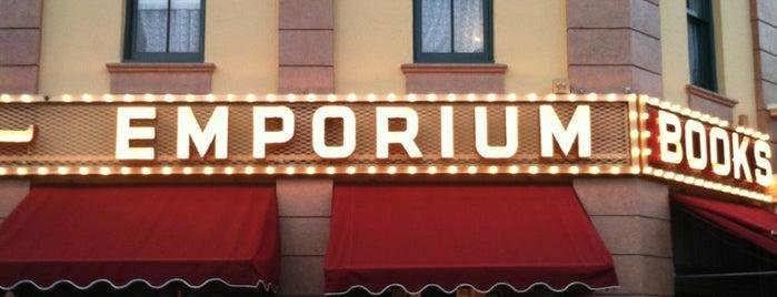 Main Street Emporium is one of Disneyland Shops.