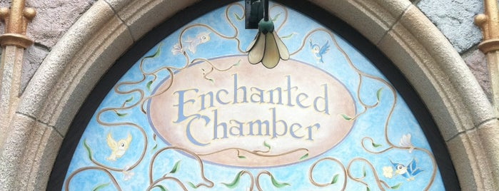 Enchanted Chamber is one of Disneyland Shops.