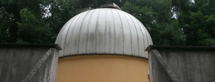 """Osservatorio Astronomico Civico """"Gabriele Barletta"""" is one of Cernusco sul Naviglio."""