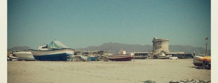 Playa de Cabo de Gata is one of Almería Playas.
