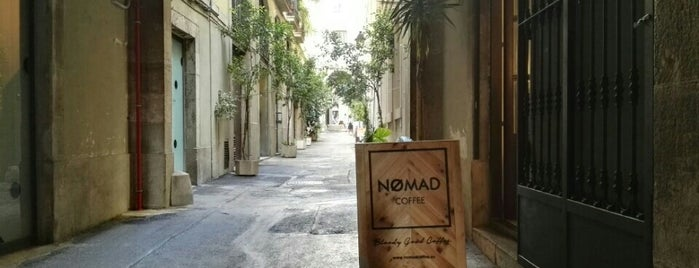 Nømad Coffee Lab & Shop is one of Cosy coffees.
