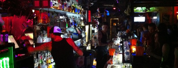 Harley's is one of The best bars in Prague by Old Prague Hostel.