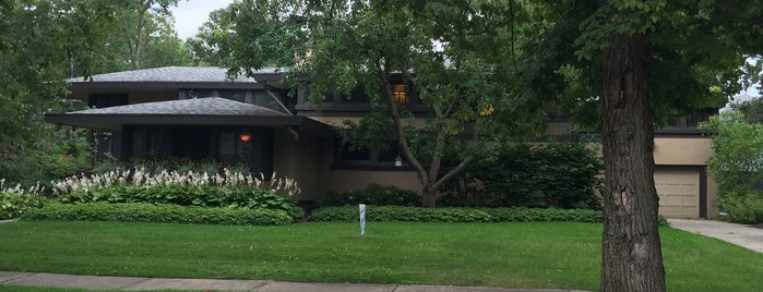 Walter V. Davidson House is one of Our Buffalo Trip.