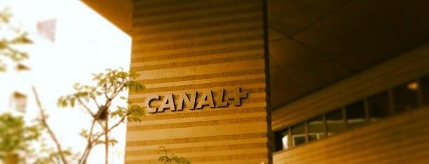 CANAL+ Espace Lumière is one of Bureaux à Paris.