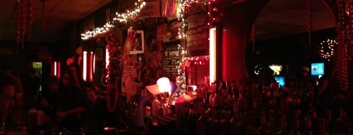 Lucy's is one of 50 Best Dive Bars in NYC.