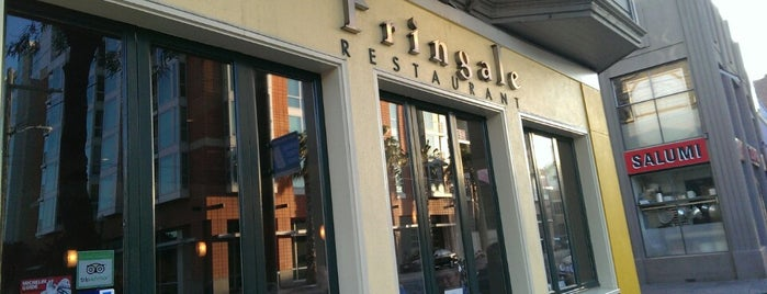 Fringale is one of 2012 San Francisco Michelin Bib Gourmands.