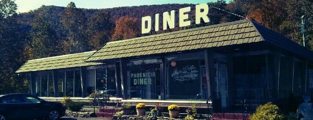 Phoenicia Diner is one of Weekend to do's.