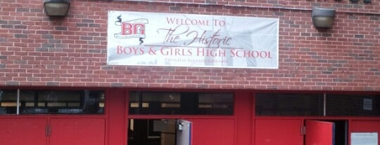 Boys and Girls High School is one of NYC Hurricane Evacuation Centers.