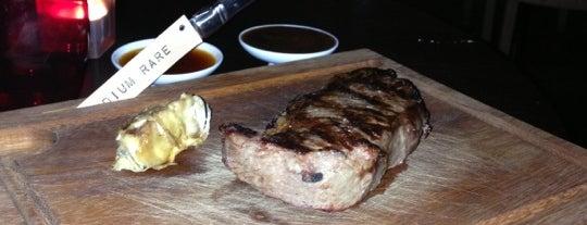 Steak in London